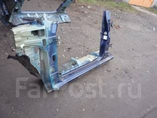 Порог кузовной. Mitsubishi Pajero Sport, KH0 Двигатели: 4D56, 6B31