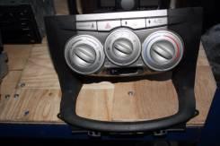 Блок управления климат-контролем. Toyota Passo, KGC10 Daihatsu Boon, M310S