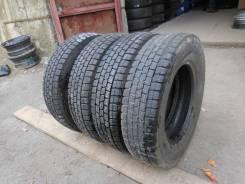 Dunlop DSV-01. Зимние, без шипов, 2007 год, износ: 5%, 4 шт