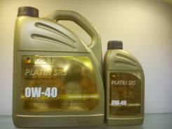 IGAT. Вязкость 0W40, синтетическое