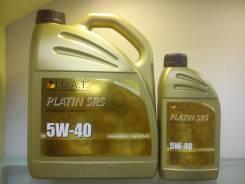 IGAT. Вязкость 5W40, синтетическое