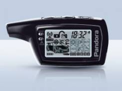 Пластиковый корпус брелока LCD DXL073/3000