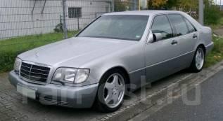 Mercedes-Benz S-Class. W140, 104