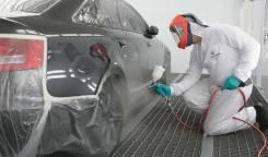 Кузовной ремонт деталь от 4000. Профессиональная полировка кузова.