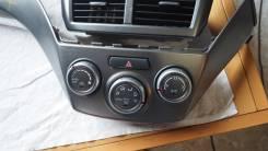 Регулятор отопителя. Subaru Impreza, GH3, GH, GH2, GE, GH7 Двигатель EJ154