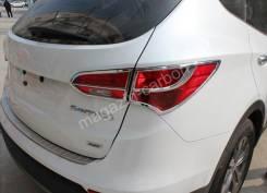Накладка на стоп-сигнал. Hyundai Santa Fe
