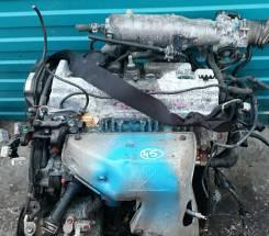 Двигатель в сборе. Toyota: Carina, Nadia, Ipsum, RAV4, Corona, Gaia, Camry, Caldina Двигатели: 3SFE, 4SFE