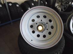 Red Wheel. 8.0x15, 6x139.70, ET-20, ЦО 110,1мм.