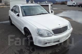 Замок крышки багажника. Mercedes-Benz S-Class, W220 Двигатель 113