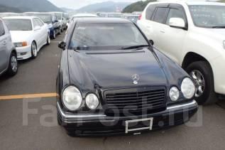 Обвес кузова аэродинамический. Mercedes-Benz E-Class, W210 Двигатели: 113, 980