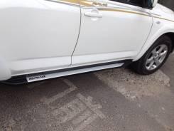 Подножка. Toyota RAV4 Toyota Vanguard