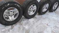 Toyota Land Cruiser Prado. 7.0x16, 6x139.70, ET15, ЦО 110,0мм.