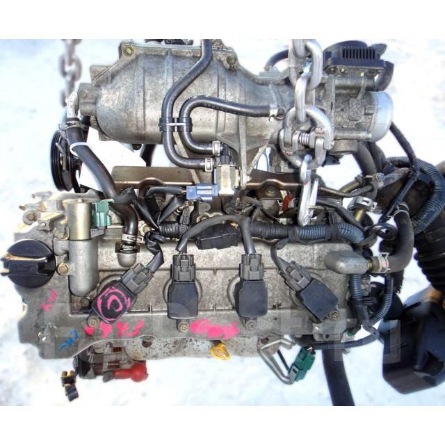Контрактный б/у двигатель QG18-DE на Nissan