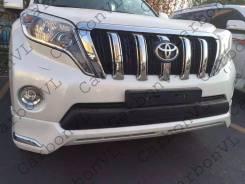 Обвес кузова аэродинамический. Toyota Land Cruiser Prado, TRJ150W, GRJ151W, GRJ150W