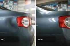 Удаление вмятин с кузова автомобиля без покраски. Полировка, керамика.