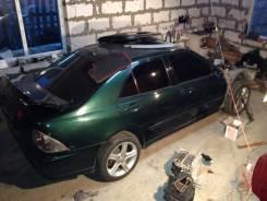 Lexus IS200. UTILIZACI, PROVEG 161 T KM