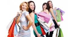 Распродажа женской одежды. Акция длится до 31 марта