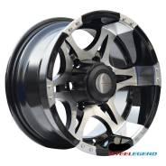 Wheelegend. 8.0x15, 5x114.30, 6x139.70, ET-10, ЦО 110,5мм. Под заказ