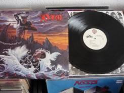 HARD! ДИО / DIO - Holy Diver - 1983 US LP Rainbow / Black Sabbath