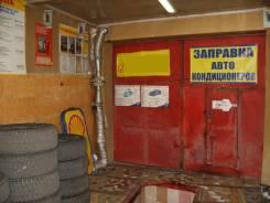 Боксы гаражные. улица Котельникова 6а, р-н Баляева, 36,0кв.м., электричество, подвал. Вид изнутри