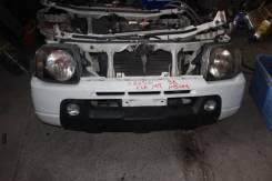 Ноускат. Suzuki Jimny, JB23W Двигатель K6A
