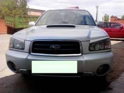 Накладка на фару. Subaru Forester, SG5