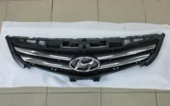 Решетка радиатора. Hyundai Solaris, RB Двигатели: G4FA, G4FC