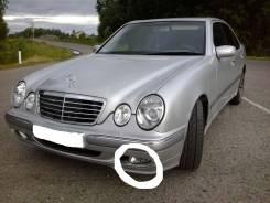Туманка левая на mersedes benz кузов w210 рестаил. Mercedes-Benz E-Class, W212, W210
