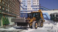 Уборка территорий от снега, хлама, мусора . Вывоз грунта, мусора, снега
