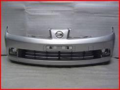 Бампер. Nissan Tiida