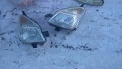 Фара. Toyota Ractis, NCP100, SCP100, NCP105 Двигатели: 1NZFE, 2SZFE