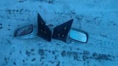 Зеркало заднего вида боковое. Toyota Caldina, ZZT241, ST246, ZZT241W, AZT246, AZT246W, AZT241, ST246W, AZT241W Двигатели: 1AZFSE, 1ZZFE, 3SGTE