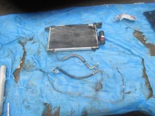 Радиатор кондиционера. Isuzu Bighorn, UBS25GW, UBS25DW