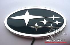 Эмблема. Subaru Alcyone, AX7