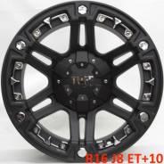 Tuff A.T. T-01. 8.0x16, 5x114.30, 5x127.00, ET10, ЦО 71,6мм.