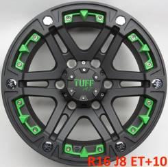 Tuff A.T. T-01. 8.0x16, 6x114.30, ET10, ЦО 73,1мм.