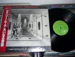 ГЭРИ МУР / Gary Moore - Corridors of Power - JP LP 1982