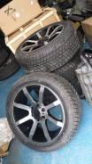 Продам новые диски на новой зимней резине. 9.0x20 6x139.70 ET25