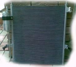 Радиатор кондиционера. Mitsubishi L200, K74T Двигатель 4D56