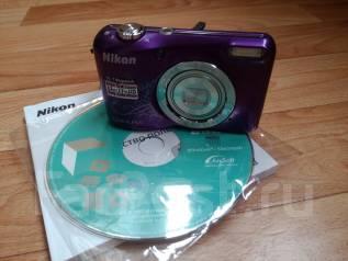 Nikon Coolpix L27. 15 - 19.9 Мп, зум: 5х