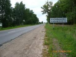 Продам участок 70сот. в с. Карамышево, Щёкинского р-на. собственность, электричество, вода, от частного лица (собственник)