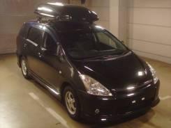 Обвес кузова аэродинамический. Toyota Wish
