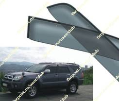 Ветровики оригинального качества, комплект, Hilux Surf (Сурф) 02-09г.