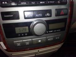Блок управления климат-контролем. Toyota Ipsum, ACM26W