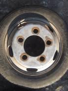 Bridgestone Duravis. Всесезонные, 2013 год, износ: 10%, 6 шт