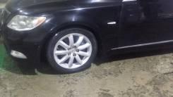 Продам колеса с зимними шинами на 18 дюймов. 7.5x50 5x120.00 ET40