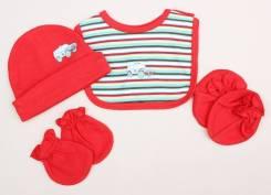 Комплекты для новорожденных. Рост: 62-68 см