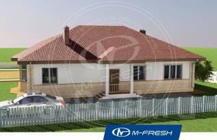 M-fresh Alex breeze (Покупайте сейчас проект со скидкой 20%! ). 100-200 кв. м., 1 этаж, 5 комнат, бетон