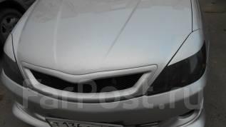 Решетка радиатора. Toyota Allion, AZT240, NZT240, ZZT240 Двигатели: 1AZFSE, 1NZFE, 1ZZFE