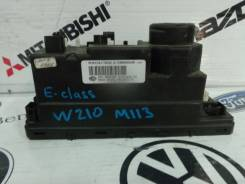 Механизм центрального замка. Mercedes-Benz E-Class, W210